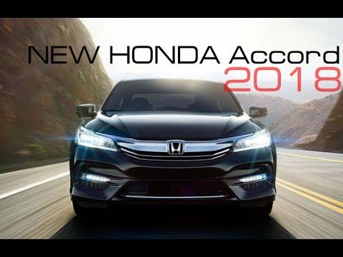 New HONDA Accord 2018
