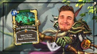 A Strong Quest Hunter Deck!? (Hearthstone Stream Highlight)