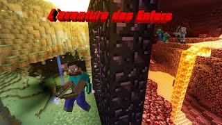 Aventure Des Enfers - Minecraft PS4 - Episode 50 - Wither, Ender, tina va t-il Reussi ?