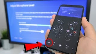 How to USE YOUR PHONE AS A MIC ON PS4 (WORKING METHOD) (iOS/ANDROID) screenshot 4