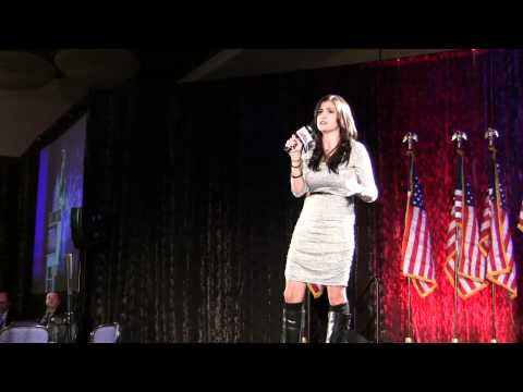 Dana Loesch at TeaCon 2011