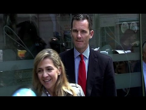 Son-in-law to the king of Spain faces justice