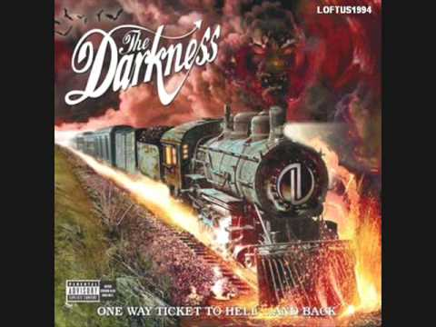 The Darkness - Hazel Eyes