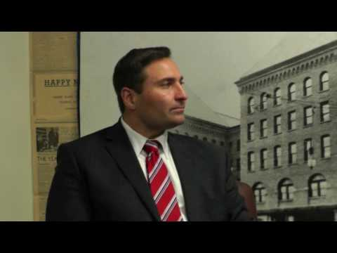 The Soapbox with guest Alan James Roscetti - Candidate for Niagara Falls City Court Judge