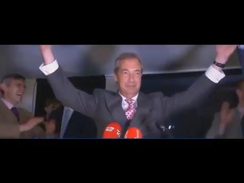 UKIP - Independence Day The Movie - Nigel Farage - 1993 - 2016