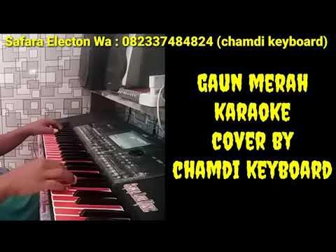 gaun-merah-karaoke
