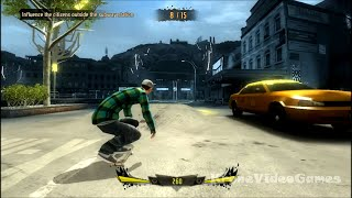 Shaun White Skateboarding Gameplay (PC/HD)