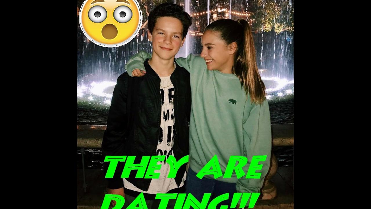 Johnny Orlando And Mackenzie Ziegler Are They Dating