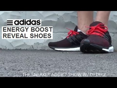 Energy Boost Reveal