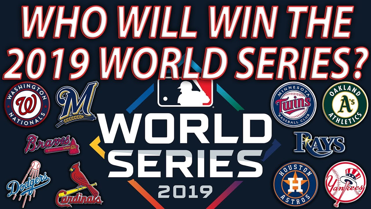 2019 World Series Predictions and MLB Playoffs Preview - Who Will Win the World Series? (BFTC)