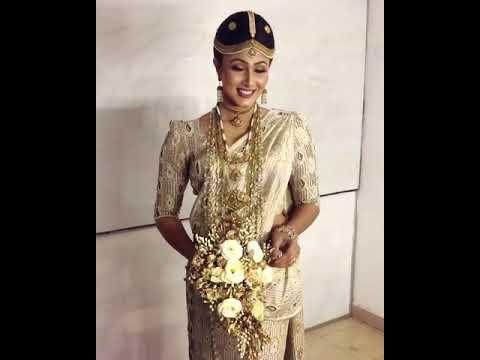 Kandyan Bride Sasani Ramesha