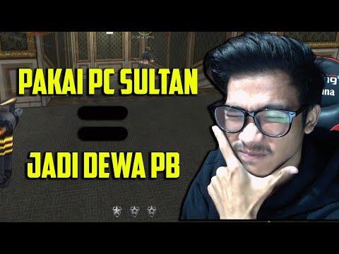 PC SULTAN MEMBUAT SAYA DEWA BERMAIN POINT BLANK - POINT BLANK GARENA INDONESIA