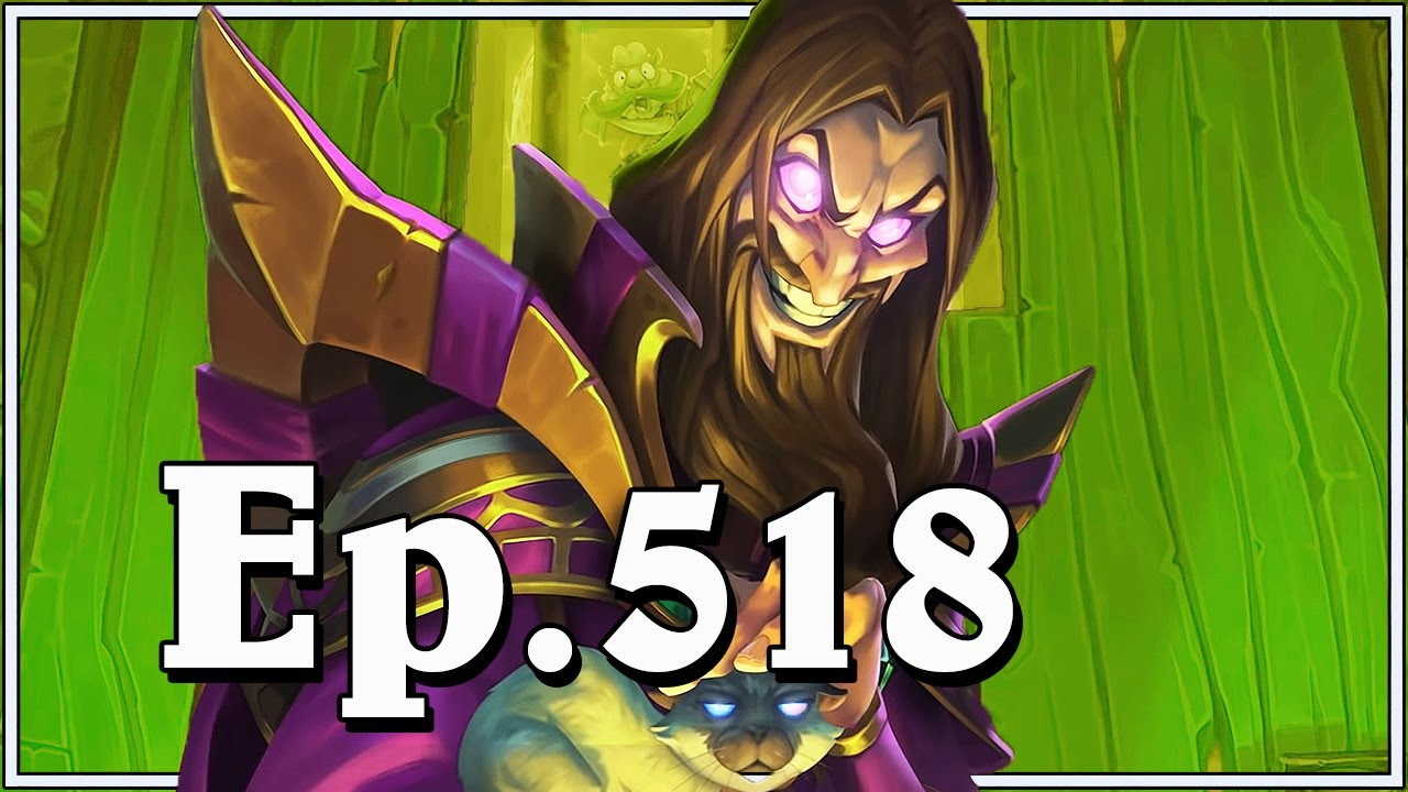 Funny And Lucky Moments - Hearthstone - Ep. 518