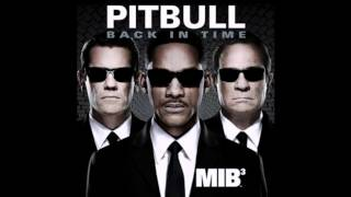Back In Time - Pitbull (New Song 2012)