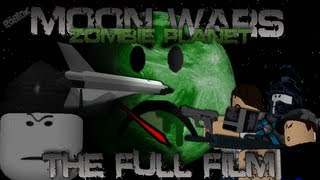 Roblox: Moon Wars: Zombie Planet [FULL FILM]
