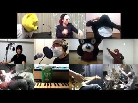 [HD]Uta no Prince sama Maji Love 2000% ED [Maji Love 2000%] Band cover