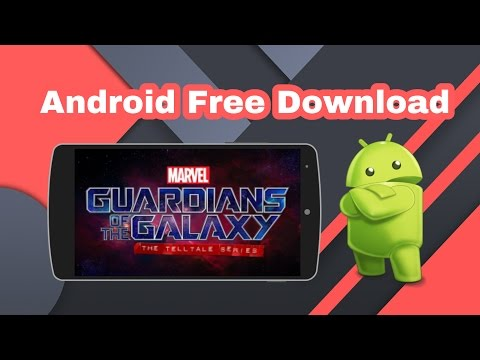 Download and install marvel guardians of the galaxy Android | telitale game