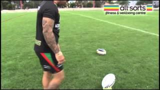 Adam Reynolds Footy Tips - Goalkicking