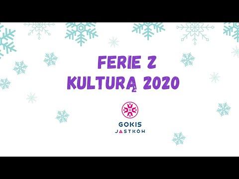 Ferie z Kulturą 2020 GOKiS Jastków - Piosenka o feriach