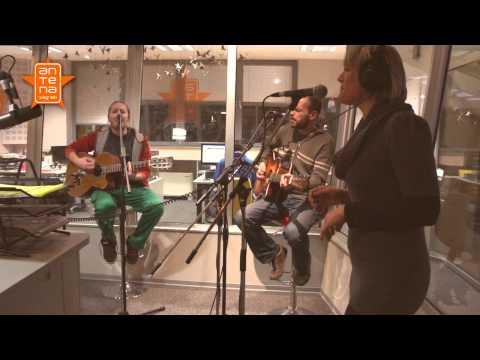 Brain Holidays Tribute to Bob Marley - ''Buffalo Soldier'' | Antena Zagreb 2012