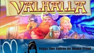 VALHALLA SLOT MACHINE BONUS-LIVE PLAY