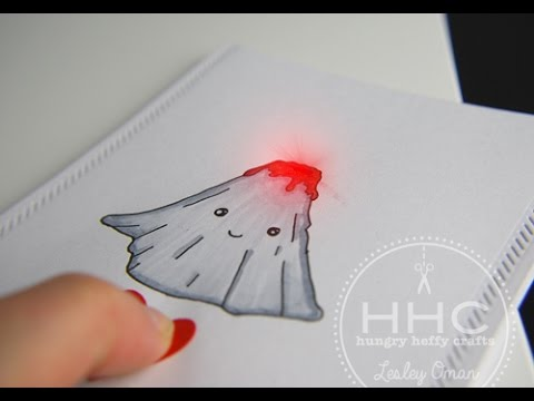 Lava You Light Up Valentines Card With Chibitronics Led Youtube