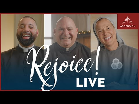 Inviting You to Rejoice! LIVE