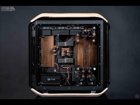 Minimalistic - Case Mod World Series 2019 - Time-lapse.