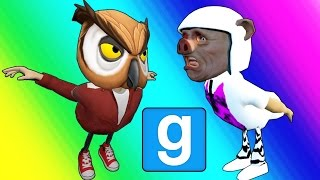 Gmod Hide and Seek - Bird Edition! (Garry