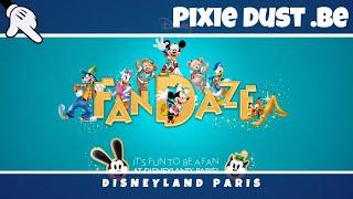 Disney FanDaze Disneyland Paris – Full Theme Song thumbnail