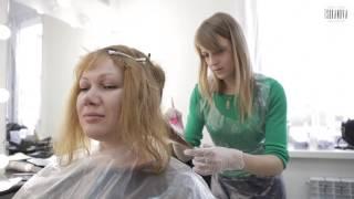 Tsukanova school  школа парикмахеров Новосибирск