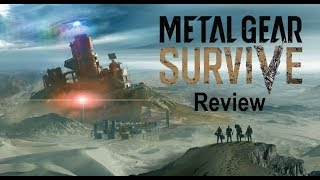 Metal Gear Solid Survive Review - Konami can go and choke on a Solid Snake !!