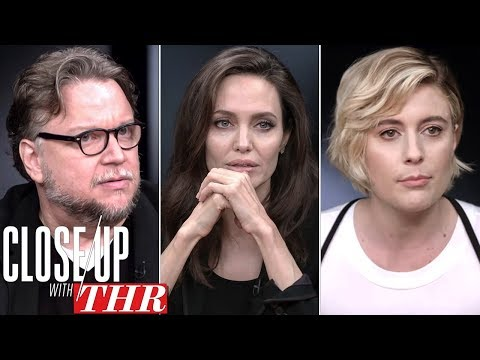 Director&39;s Roundtable: Angelina Jolie Guillermo del Toro Greta Gerwig  Close Up With THR