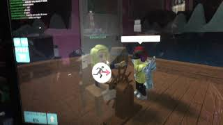 ROBLOX Gameplay With My Friend Cringed