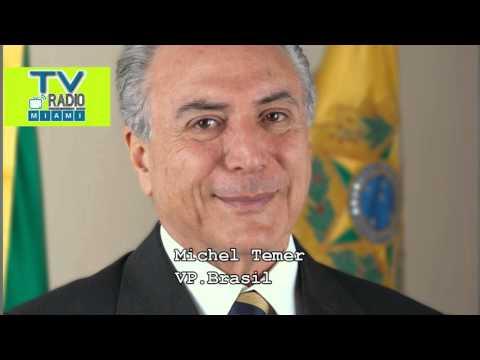 TVRadioMiami - Analisís político en Brasil. Aprueban el Impeachment a Rousseff en Diputados.