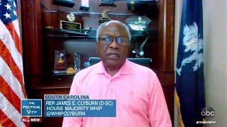 Rep. James Clyburn on How Coronavirus is Affecting the Black Community  | The View