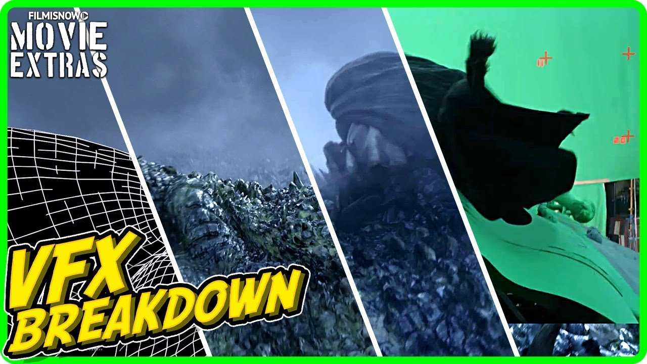 GAME OF THRONES - Season 8 | VFX Breakdown by Image Engine (2019)