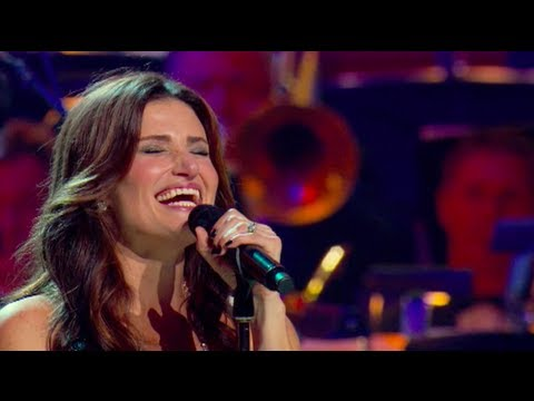 Idina Menzel  Defying Gravity from : Barefoot at the Symphony