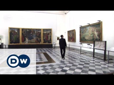 The new Uffizi director Eike Schmidt | Euromaxx
