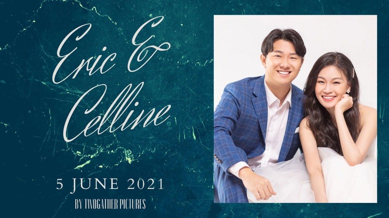 Solemnisation of Eric & Celline