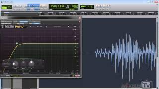 Common mixing mistakes and audio myths demystified: Stop the High Pass Filters Madness HPF explained