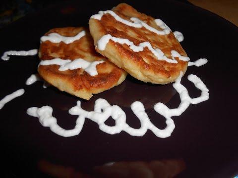 Сырники Детские  Готовим сырники с Сашей Recipe Pancake # Рецепт