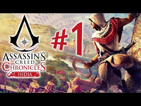 Assassin's Creed Chronicles India - Parte 1: Arbaaz Mir [ Playstation 4 - Playthrough PT-BR ]