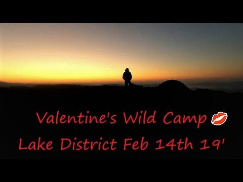 Valentine Wild Camp English Lake District Beacon Fell 14th Feb 2019' Mp3