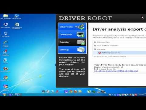 free download driver robot full crack