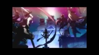 hyakka ryoran samurai girl pre estreno trailer