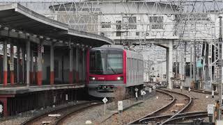 東武70000系70000型71706F 普通中目黒行 北春日部出発【4K】