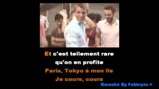 Tourne - SHY'M - Karaoké FKA