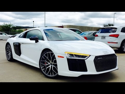 2017 Audi R8 V10 Plus Full Review / Exhaust / Start Up /Short Drive