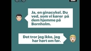 Bornholmer ved cykelhandleren | Det Kolde Bord | DR P3